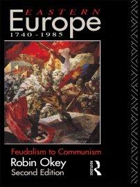 کتاب Eastern Europe 1740 -1985