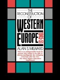 کتاب The Reconstruction of Western Europe, 1945 -51