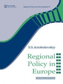 کتاب Regional Policy in Europe