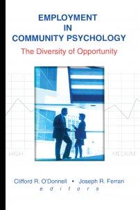 کتاب Employment in Community Psychology