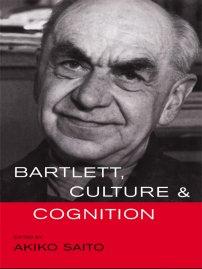 کتاب Bartlett, Culture and Cognition