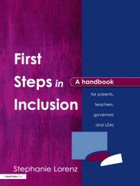 کتاب First Steps in Inclusion