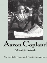 کتاب Aaron Copland