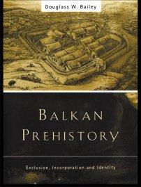 کتاب Balkan Prehistory