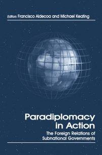 کتاب Paradiplomacy in Action