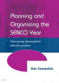 کتاب Planning and Organising the SENCO Year