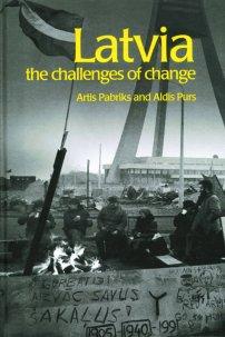 کتاب Latvia