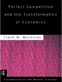 کتاب Perfect Competition and the Transformation of Economics