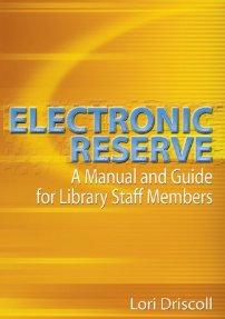 کتاب Electronic Reserve