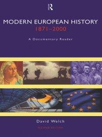کتاب Modern European History 1871 -2000