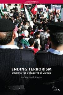 کتاب Ending Terrorism