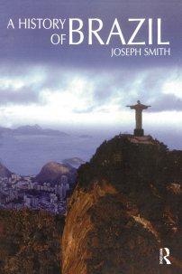 کتاب A History of Brazil