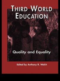 کتاب Third World Education