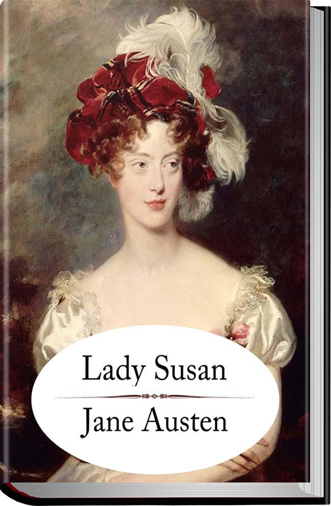 کتاب Lady Susan