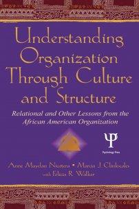 کتاب Understanding Organization Through Culture and Structure