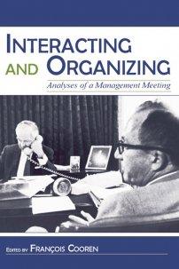 کتاب Interacting and Organizing