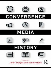 کتاب Convergence Media History