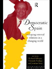 کتاب Democratic Spain