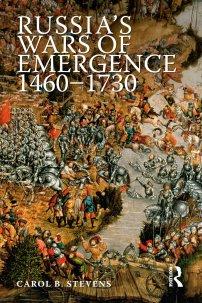 کتاب Russia's Wars of Emergence 1460 -1730