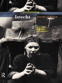 کتاب Performing Brecht