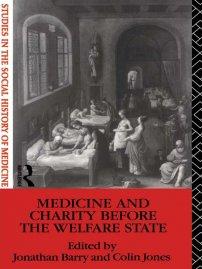 کتاب Medicine and Charity Before the Welfare State