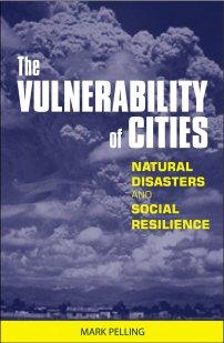کتاب The Vulnerability of Cities