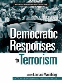 کتاب Democratic Responses To Terrorism
