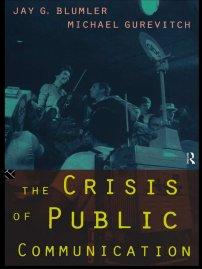 کتاب The Crisis of Public Communication