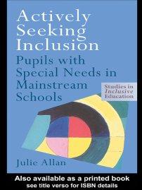 کتاب Actively Seeking Inclusion