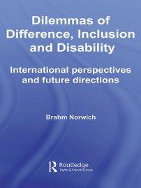 کتاب Dilemmas of Difference, Inclusion and Disability