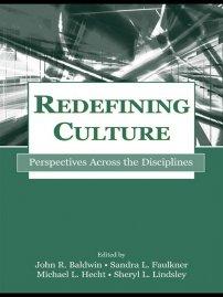 کتاب Redefining Culture