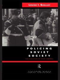 کتاب Policing Soviet Society