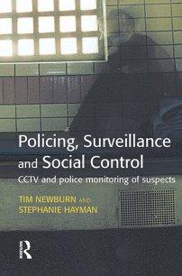 کتاب Policing, Surveillance and Social Control