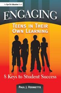 کتاب Engaging Teens in Their Own Learning