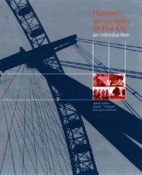 کتاب Human Geography of the UK