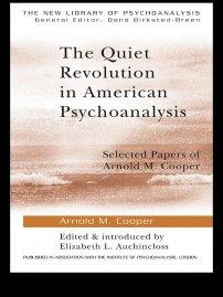 کتاب The Quiet Revolution in American Psychoanalysis