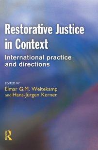 کتاب Restorative Justice in Context