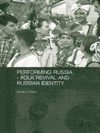کتاب Performing Russia
