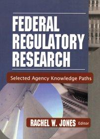 کتاب Federal Regulatory Research