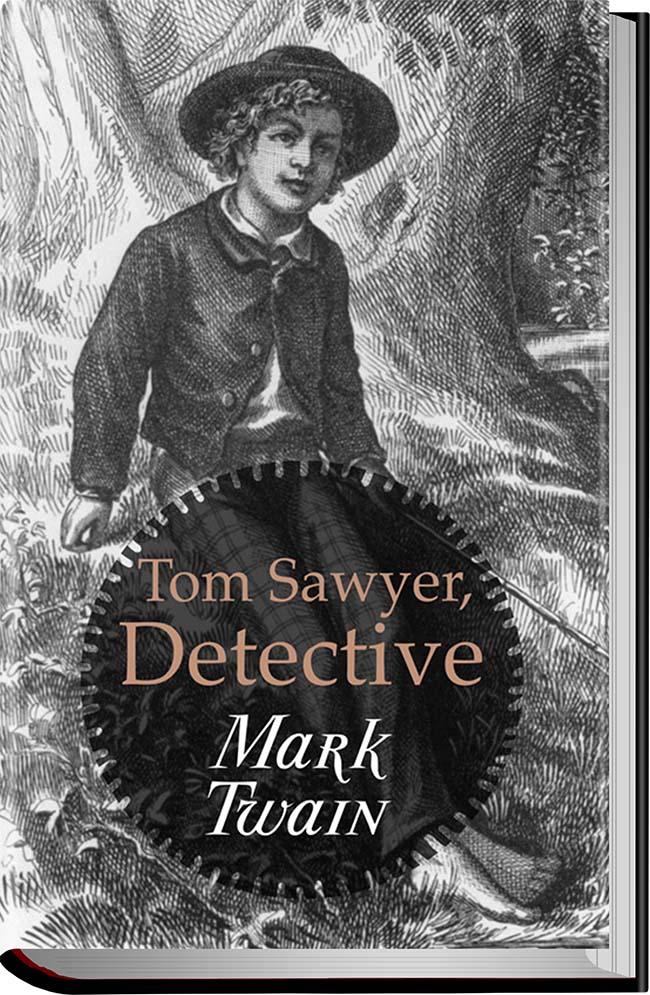 کتاب Tom Sawyer Detective