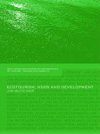 کتاب Ecotourism, NGOs and Development