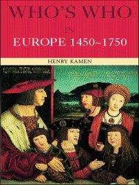 کتاب Who's Who in Europe 1450 –1750