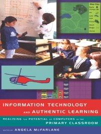 کتاب Information Technology and Authentic Learning