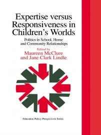 کتاب Expertise Versus Responsiveness In Children's Worlds