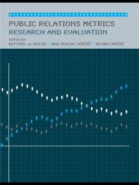 کتاب Public Relations Metrics