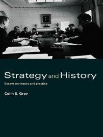 کتاب Strategy and History
