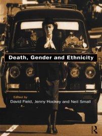 کتاب Death, Gender and Ethnicity