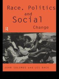کتاب Race, Politics and Social Change
