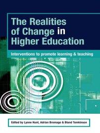 کتاب The Realities of Change in Higher Education