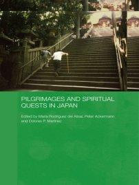 کتاب Pilgrimages and Spiritual Quests in Japan